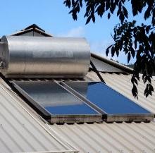 chauffe-eau solaire sur Cesson